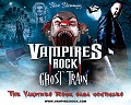 Vampires Rock-Ghost Train